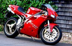Ducati 916, 1994