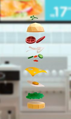 Deleve / Healthy food on Behance