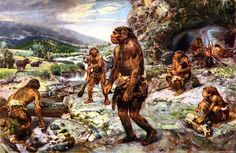 Neandertais são os nossos parentes mais próximos extintos. Existe algum debate sobre se eles eram uma espécie distinta do género Homo (Homo Neanderthalensis) ou uma subespécie de Homo Sapiens. O nosso bem conhecido, mas muitas vezes incompreendido, parente fóssil viveu na Eurásia entre 200.000 a 30.000 anos atrás, no Pleistoceno.