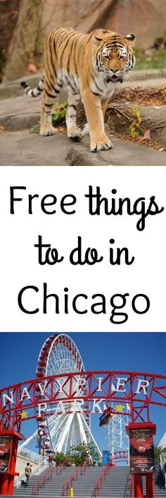 Going to be in Chicago Who says you have to spend a lot of money to have fun. Here is a list of free things to do in Chicago.