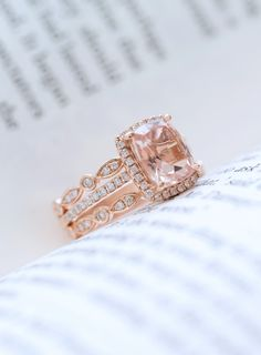 bfefa4b8aa7ed 18 Best Rose Gold Engagement Rings images in 2019 | Rose gold ...
