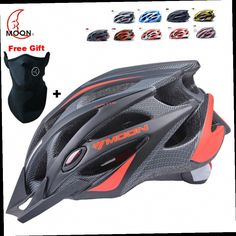 47.98$  Buy now - http://ali1nc.worldwells.pw/go.php?t=32627288468 - MOON 2015 New Cycling Helmet Ultralight Bicycle Helmet In-mold MTB Bike Helmet Casco Ciclismo Road Mountain Helmet