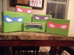 Teenage Mutant Ninja Turtle centerpiece