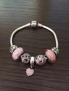 50% OFF!!! $199 Pandora Charm Bracelet. Hot Sale!!! SKU: CB01238 - PANDORA Bracelet Ideas