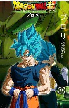 Again, Broly Poster by on DeviantArt Dragon Ball Z, Dragon Ball Image, Blue Dragon, Goku Pics, Dbz Memes, Gogeta And Vegito, Manga Dragon, Ball Drawing, Goku And Vegeta