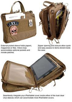 iPad Organizer Case