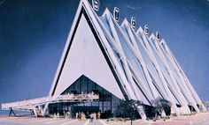 Steel,  Expo 67, Montreal, Quebec
