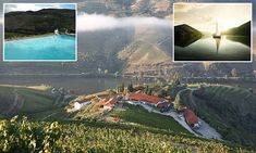 Portuguese paradise: Inside the incredible Douro Valley wine lodge that has it all... from sensational views to world class food (and the port isn't bad, either)