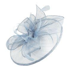 Chapeau Bibi Lucy bleu ciel FAILSWORTH de chez chapeauxetcasquettes.fr.