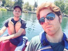 """11.2k Likes, 216 Comments - Ryland Adams (@rylandadams) on Instagram: """"Just some dads on a boat."""""""