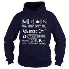 ADVANCED EMT T-Shirts, Hoodies (36.99$ ==►► Shopping Here!)