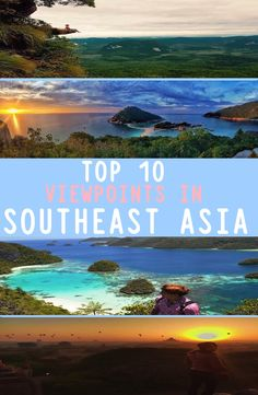 There is a lot of amazing viewpoints in Southeast Asia. In this article you will find the best viewpoints in Southeast Asia. Travel Articles, Travel Photos, Travel Guides, Travel Tips, Hens Night, Group Travel, Travel Plan, Freaking Awesome, Travel Memories