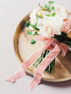 Lavender Inspired Vineyard Real Wedding