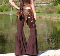 Aiwaya Pants in Brown.  via Etsy.