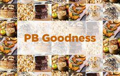 7 Powdered Peanut Butter Recipes We're Drooling Over via Women's Health Magazine Pb2 Recipes, Bariatric Recipes, Peanut Butter Recipes, Sweet Recipes, Snack Recipes, Dessert Recipes, Healthy Recipes, Healthy Foods, Vegetarian Recipes