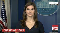Kaitlan Collins, Cnn Breaking News, Bars For Home, Lgbt, Donald Trump, Watch, House, Clock, Donald Tramp