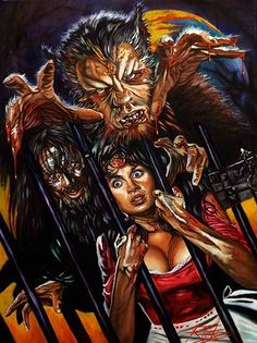curse of the werewolf, hammer horror, terence fisher, 1961, rick melton
