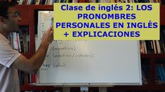 Aprender ingles 2: Pronombres personales en ingles
