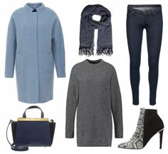 #Herbstoutfit Super Cool ♥ #outfit #Damenoutfit #outfitdestages #dresslove