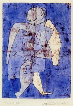 Paul Klee (1879-1940), Woher? Wo? Wohin? (Whence? Where? Wither?), 1940 (60).