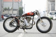 Heiwa Motorcycle Matchless One Peace