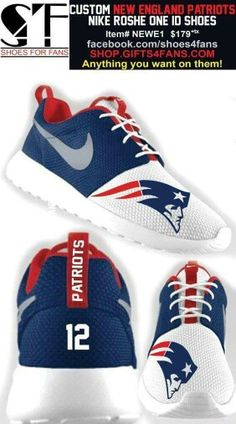 bac9dac9 15 Best New England Patriots Shoes images in 2019 | New england ...