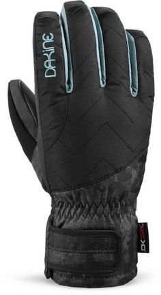 DAKINE WOMENS CAMINO SHORT GLOVE The Camino from Dakine is a great glove with a nice warm removable stretch liner. The Camino looks good and is nice and warm with an 8/10 warmth rating when combined with the liner. A great all round stylish glove for the ladies. This is the short version for an under the cuff fit #snowboard #womensnowboardskigloves #dakinewomenscaminoshortsnowboardskigloves2016 #colourellie