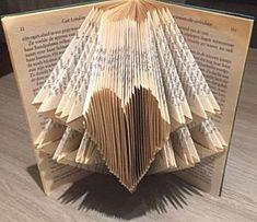 Boekkunst 2 - Vouwen van een simpel patroon -- (lekker knutselen)