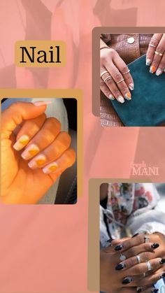 Nude Nails, Coffin Nails, Gel Nails, Acrylic Nails, Manicure, Negative Space Nails, Geometric Nail Art, Cool Nail Art, Winter Nails