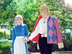 Howl's Moving Castle Cosplay by AlysonTabbitha on DeviantArt