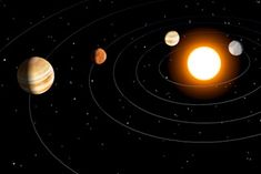 Tour the Solar System -- Explore the planets, visit the moon, and gaze at the stars in this 3-D interactive model of the solar system.