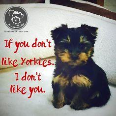 But you do so I do