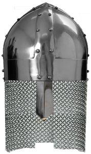 CASQUE VIKING SPANGENHELM - MOYEN SPANGENHELM VIKING HELMET - MEDIUM GRANDEUR NATURE Grandeur Nature, Live Action, Warriors, Viking Helmet, Helmets, Military History