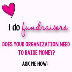 I do fundraisers!  Contact me for your school or organization. AvonbyBrendaB@gmail.com