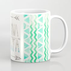 Buy Hakuna Matata Coffee Mug by saraeshak. Worldwide shipping available at Society6.com. Just one of millions of high quality products available.