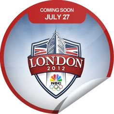 London 2012 Olympic Games Coming Soon...Are you excited for the 2012 Olympic Games? Check-in with GetGlue.com for this Coming Soon sticker!