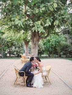 Pink Elegant Palm Spring Affair Wedding | Photography: Lane Dittoe lanedittoe.com View more: http://www.fabmood.com/pink-elegant-palm-spring-affair-wedding: