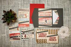 papermade invites