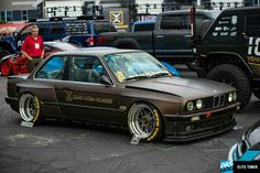 The same tuner with air suspension Stance Nation, Bmw E30 Touring, Jdm, Volkswagen, E36 Coupe, Porsche, Nissan, Bmw E30 M3, Lamborghini