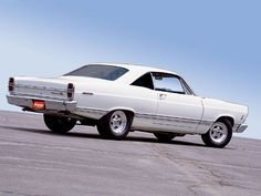 1967 Ford Fairlane - Not bad for a Ford...