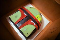 Another Boba Fett cake