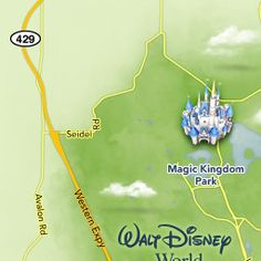 Maps | Walt Disney World Resort get your own personalized map that highlights your favorite attractions.