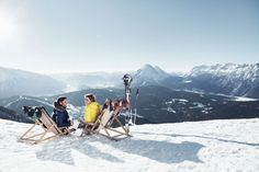 On a high plateau in the middle of the Northern Alps, lying at an altitude of metres above sea level, the Olympiaregion Seefeld promises their guests sun-filled winter days and guaranteed snow. Youth Olympic Games, Winter Olympic Games, Winter Olympics, Olympia, Ski Holidays, Natural Park, Felder, Sea Level, Winter Day