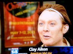 Clay Aiken Drowsy Chaperone