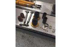 E30 Suspension Components - Koni SA Front Shocks, DA Rear Shocks, Springs, hardware, etc
