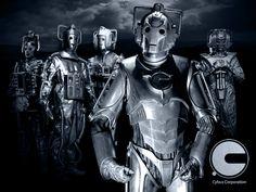 Cyberman evolution