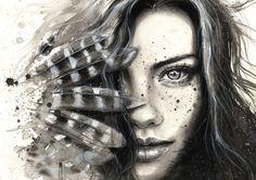 Freckly - Tanya Shatseva