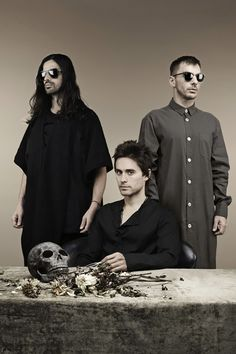I want to play with Tomo's hair...Too bad he cut it all off.  (2011)