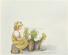 Catherine Simpson Forever Young Gallery :: Daffodils
