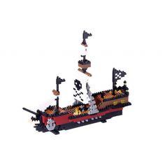Bateau Pirate • Hissez votre pavillon noir et partez à l'aventure !